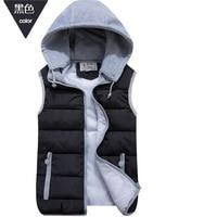 LZJ Brand Women Sleeveless Jacket Winter Ultralight White Duck Down Vest Female Slim Vest Women's Windproof women vest