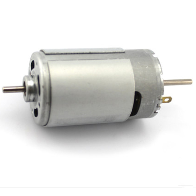 Biaxial <font><b>550</b></font> <font><b>motor</b></font>/<font><b>12v</b></font> miniature DC <font><b>motor</b></font> model / high-speed 3.175mm <font><b>motor</b></font> / DIY electric drill <font><b>motor</b></font> image