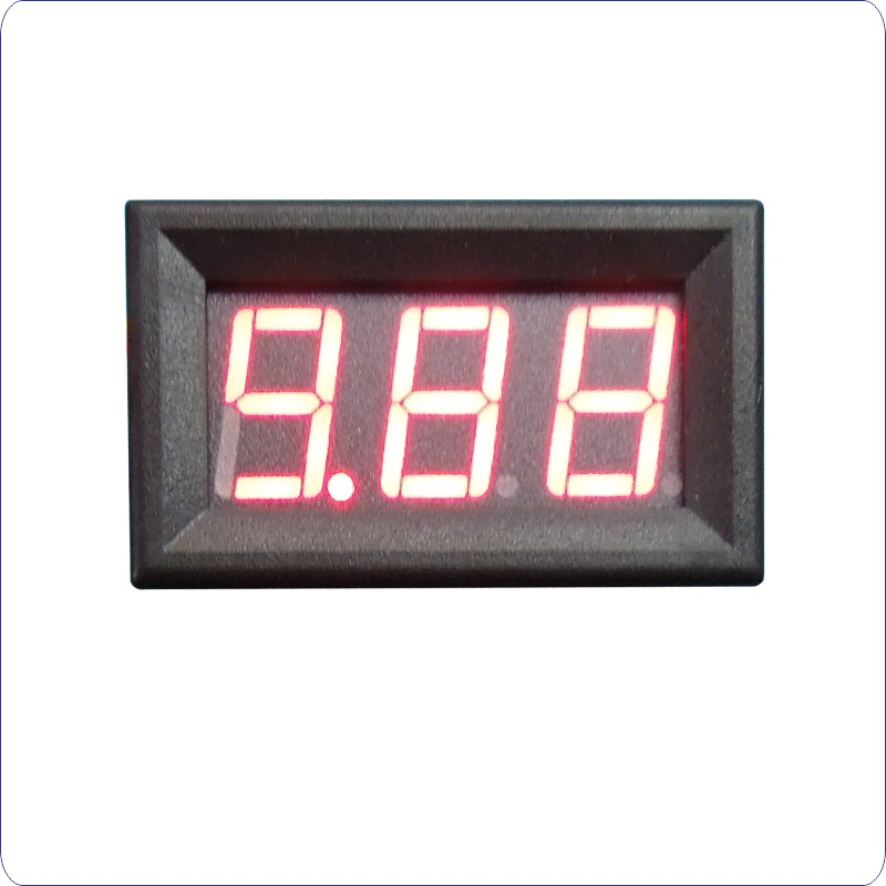 Tools Yb5135d Ac Ammeter Current Meter Ac 200ma 2a 10a 50a 100a 200a 300a 500a Lcd Digital Ampere Meter Blue Backlit Amp Panel Meter Current Meters