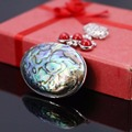34x52mm Natural sea shells colours paua shell beads short stripe pendant decoration jewelry making design wholesale gifts women