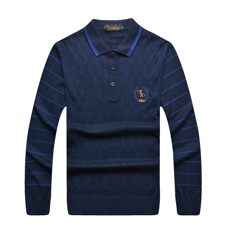 Billionaire italian couture font b sweater b font font b men s b font 2016 fresh