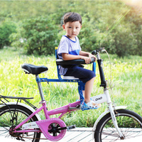 Time limited Hot Sale Baby Chair Children Bicycle Seats Electric Mountain Bike For Baby Seat Belt Quick Release Chair