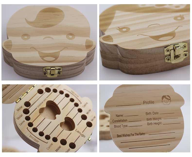 SpanishRussianEnglish-Wooden-Baby-Tooth-Box-Organizer-Milk-Tooth-Storage-Box-for-Boy-Girl-Save-Teeth-Umbilical-Cord-Lanugo-3
