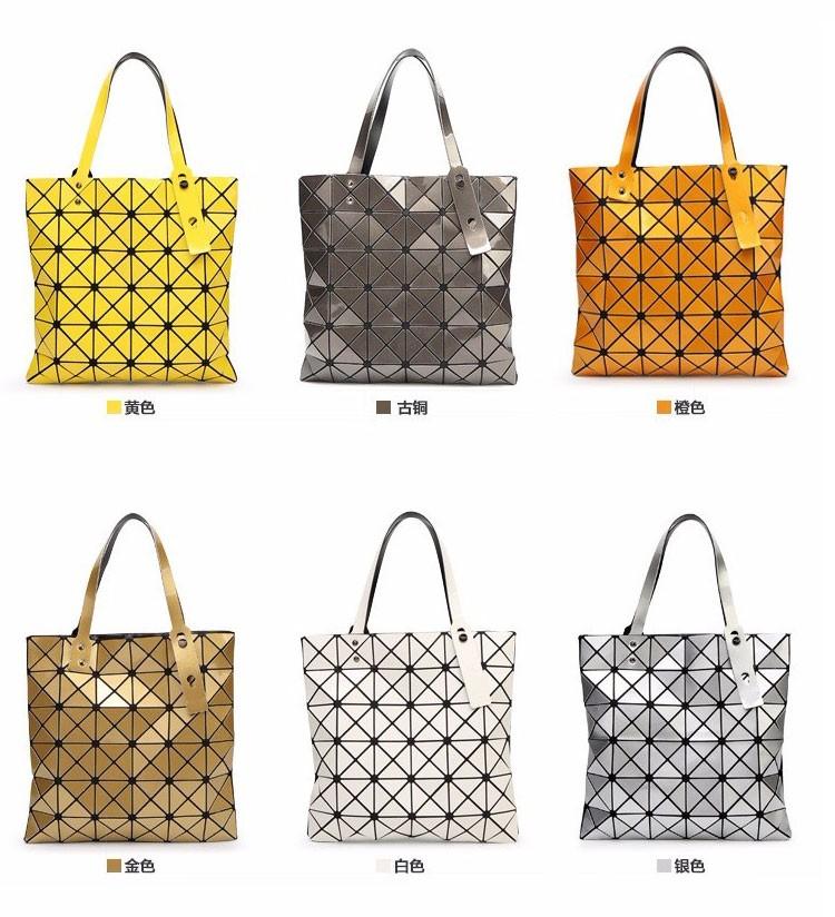 Women-Geometric-Plaid-Bag-Folded-Madam-Casual-Tote-Top-Handle-Distortion-Package-Shoulder-Bag-Bao-Bao-Pearl-BaoBao_03