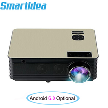 Smartldea HD LED daytime Projector LED86plus (Android 6.0 Optional) Bluetooth 50