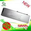 """Golooloo For Apple 11.1V A1281 A1286 ( 2008 Version ) laptop battery For MacBook Pro 15"""" MB470 MB471 MB772 MB772*/A MB772J/A"""