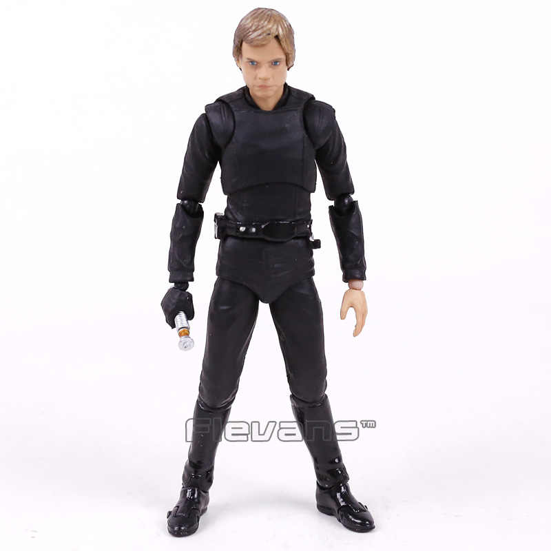 Luke Skywalker PVC Action Figure Collectible Modelo Toy 15 centímetros