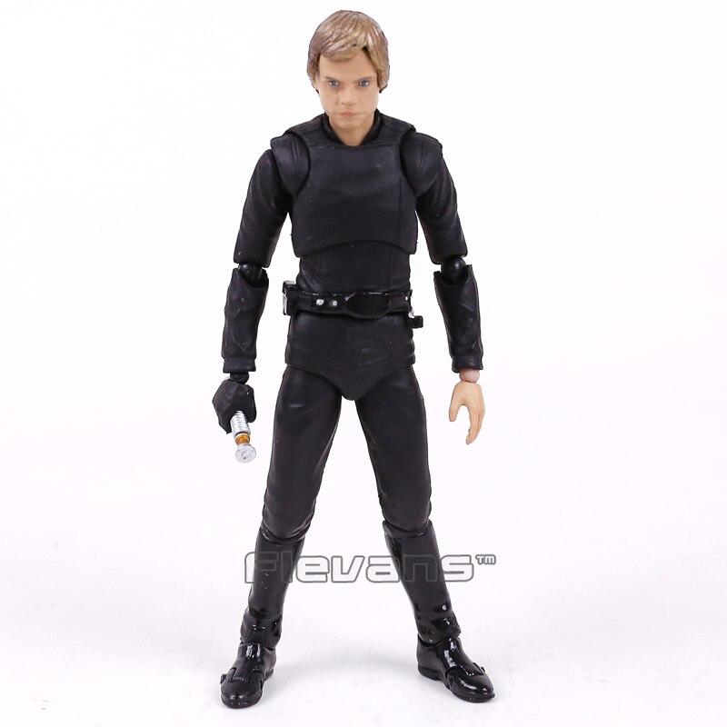 SHF S H Figuarts Star Wars Luke Skywalker PVC font b Action b font font b