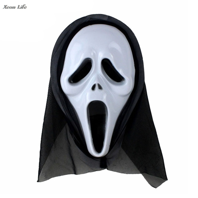 Halloween Funny Diversity Fancy Ball Mask 2017 New  Halloween Scary Mask Maske Macka Mascara Airsoft