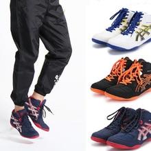 Боксерская обувь унисекс; Боевая обувь; спортивная обувь для фитнеса; кроссовки для занятий приседанием; нескользящая обувь для борьбы