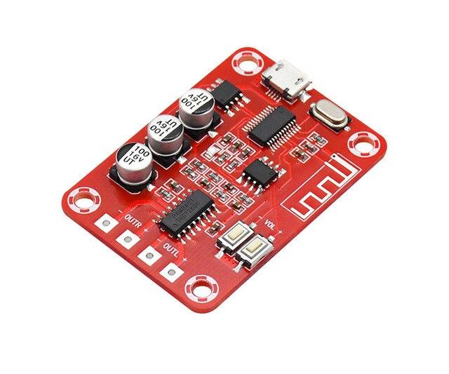 Bluetooth wzmacniacz Audio pokładzie 5 W * 2 Stereo Bluetooth dekoder 4.2 bezstratnej odbiornik kina domowego