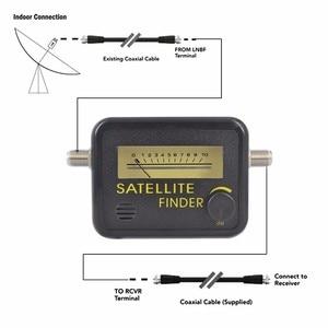 Image 5 - Satellite Finder Find Alignment Signal Meter FTA DIREC TV Satellite Receptor for Sat Dish TV LNB Direc Digital TV