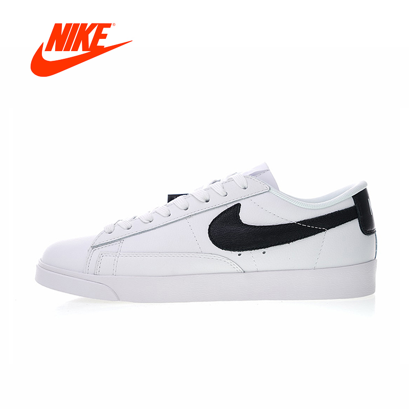 Original New Arrival Authentic Nike Blazer Low Premium Men's Breathable Skateboarding Shoes Sport Outdoor Sneakers AA3961-111 original new arrival 2018 nike blazer low lthr men s skateboarding shoes sneakers