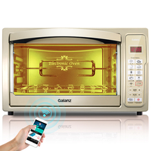 Home Baking Oven Smart Electric Stove Multifunction 30 Liters Capacity Kitchen Appliances luxury cooking tools