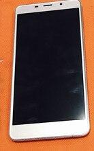 """משמש מקורי LCD תצוגה + מגע Digitizer מסך + מסגרת עבור Leagoo M8 פרו MTK6737 Quad Core 5.7 """"HD משלוח חינם"""