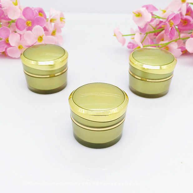 Ja31 5 g barato de plástico recipientes para cosméticos   para pequeno de plástico com   para pequenos frascos de creme