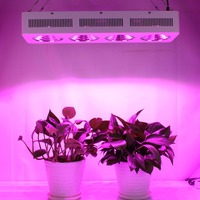 populargrow 90 Degree Reflector Cup US Stock Full Spectrum Led Grow Light 800W COB with 100% quality for all stages of plants
