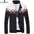 Men Jackets 4XL 5XL 2016 Autumn Fashion Brand Jacket Men Clothes Slim Casual Men's Plaid Jackets And Coat Asian Size Z2664