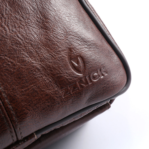 Image 5 - ZZNICK 2017 Men Bags Ipad Handbags Sheepskin Leather Male Messenger Purse Man Crossbody Shoulder Bag Mens Travel Bags  8101