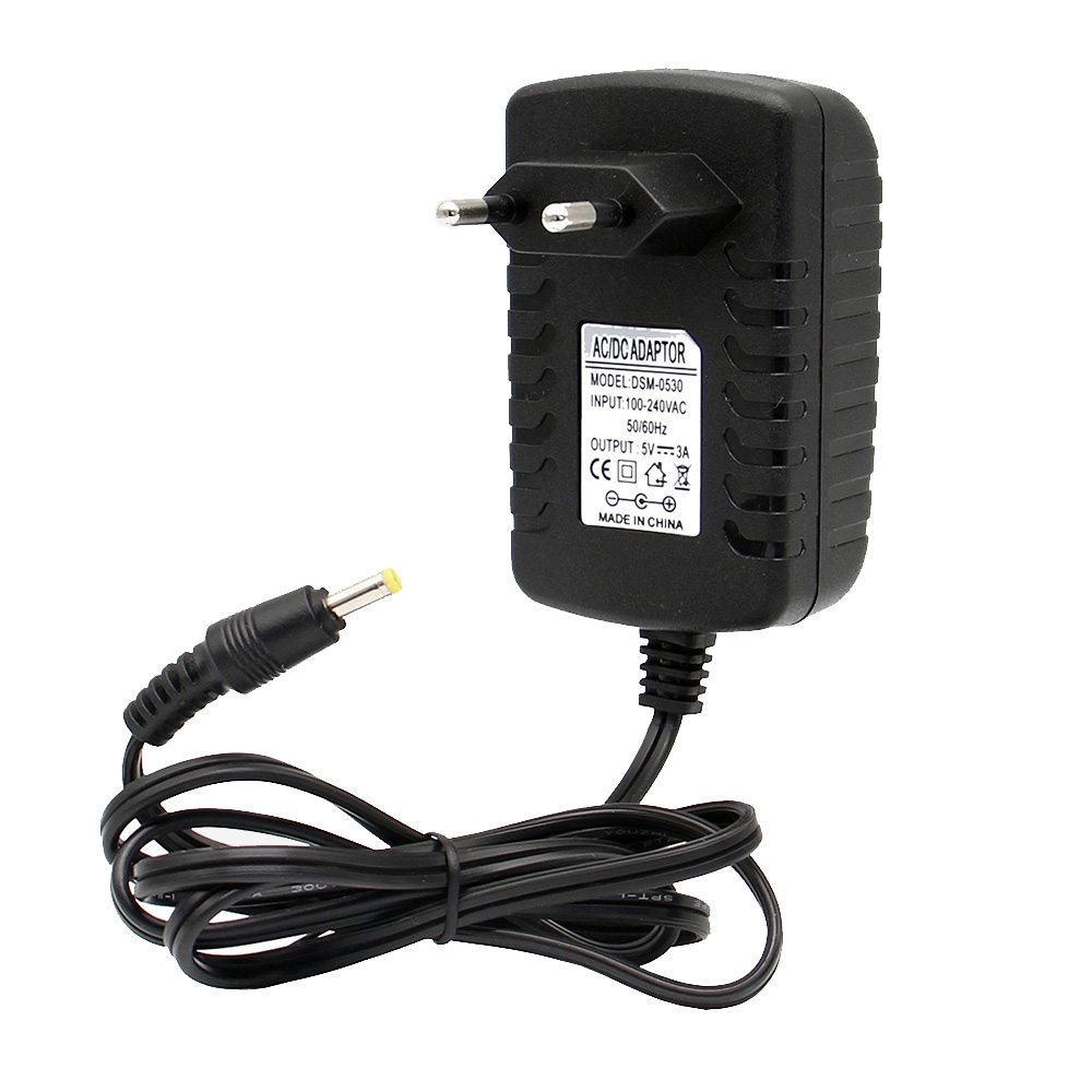 Orange Pi EU Plug Charger AC100V-240V DC 5V/3A Power Adapter / Supply