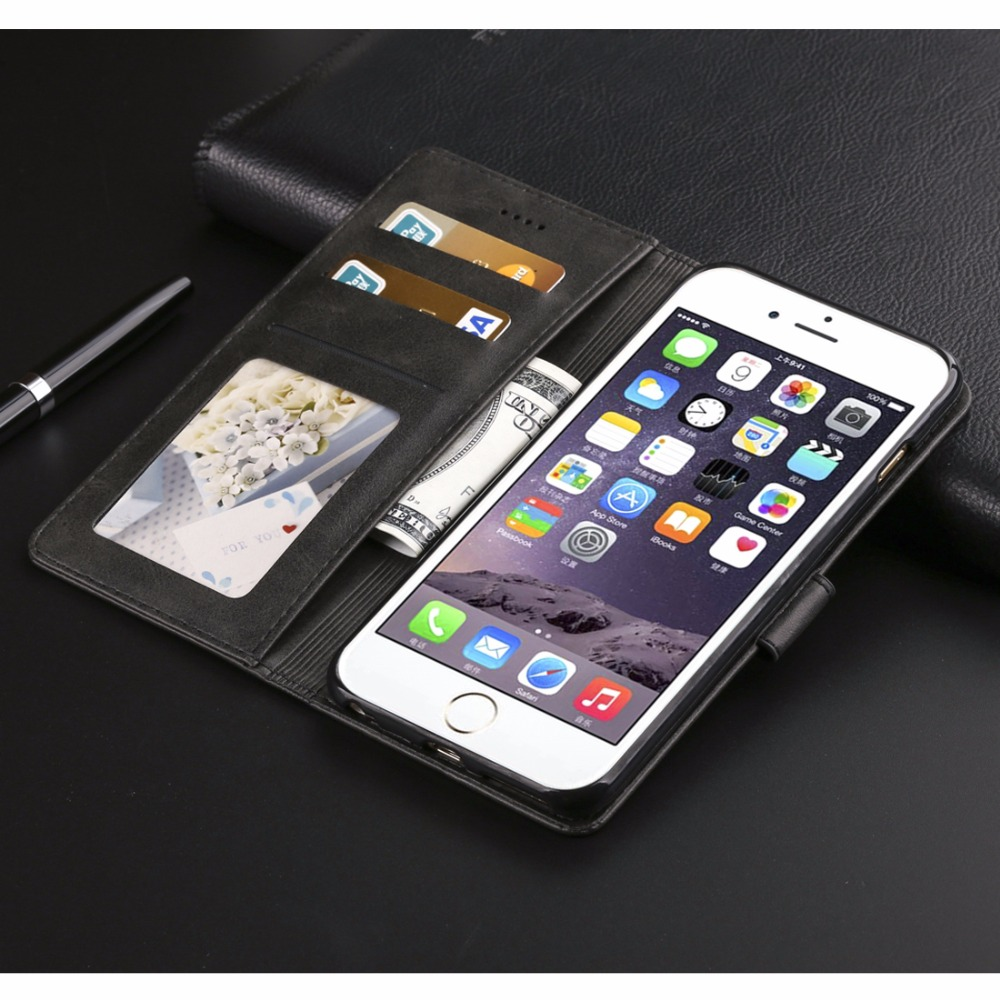 Retro Fundas Leather Case for iPhone 11/11 Pro/11 Pro Max 3