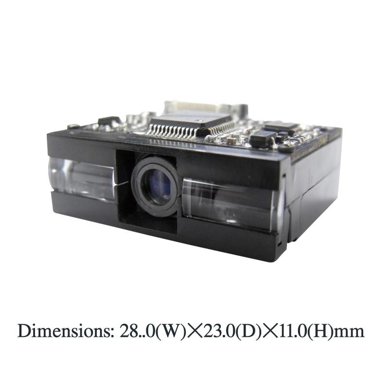ФОТО LV1000 CCD barcode scanner module engine for PDA kiosks ticketing machines