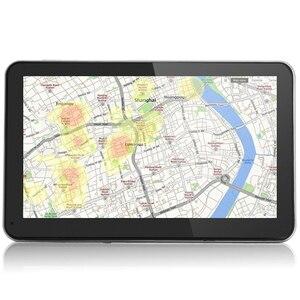 Image 2 - Auto Bluetooth Video MP3 Spielen Gebaut in Empfindliche Antenne GPS Navigator System FM Sender Rechner Kalender Einheit Konverter