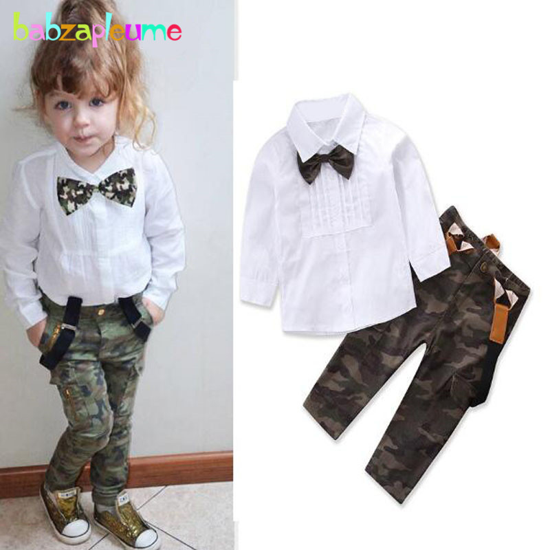 2PCS/2-6Years/Spring Autumn Baby Girls Boutique Outfit Children Clothing Set Korean Fashion T-shirt+Pants Toddler Clothes BC1075