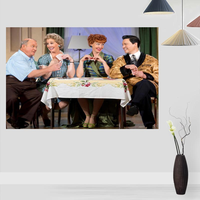 Custom I Love Lucy Posters And Prints