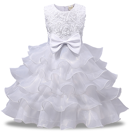 f283f97d5ac Teenage Girls Party Dresses Brand Baby Girl Clothes Kids Toddler Girl  Birthday Outfit Costume Children Graduation