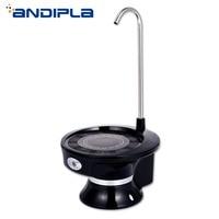 Intelligent Electric Wireless Water Pump Car Outdoor Faucet Barrel Bucket Bottled Water Pump Water Suction Machine Tap Drinkware