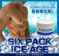 Hot bestsellers Japan Six Pack Ice Age DIET SUPPORT MASSAGE Cream FAT BURNING ANTI CELLULITE Slimming Creams Weight Loss Creams