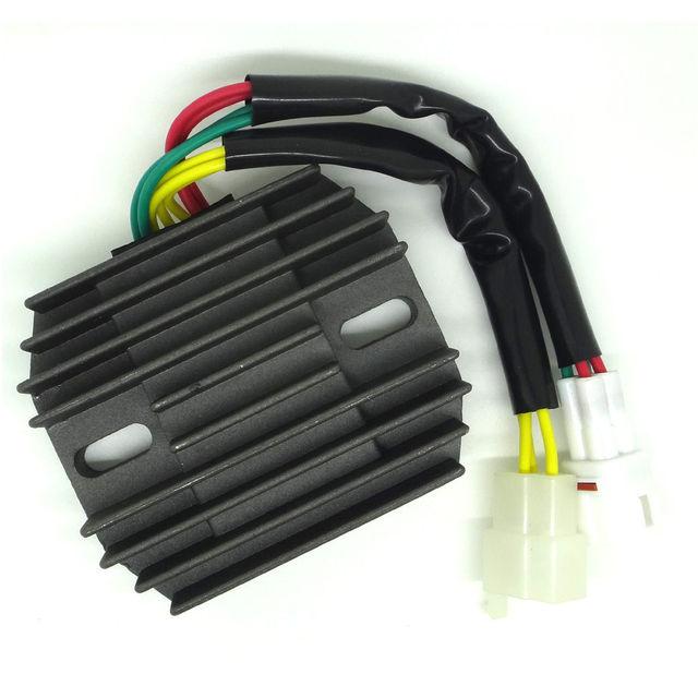Regulador de tensão Retificador Para SUZU KI 32800-18h00, 32800-41f10, 32800-41f11 2007-2008 SUZU KI Bandit 1250