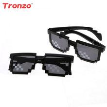 94db424598f7d Fontes Do Partido Engraçado óculos de Sol Unissex óculos de Sol  Extravagantes Photobooth Tronzo 3