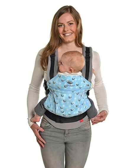 clear stock bellybutton by Manduca baby sling Multifunctional organic cotton baby carrier Adjustable Infant Toddler carrier