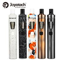 100 Original Joyetech EGo AIO Starter Kit With 2ml Capacity Vape Tank Atomizer 0 6ohm 1500mah