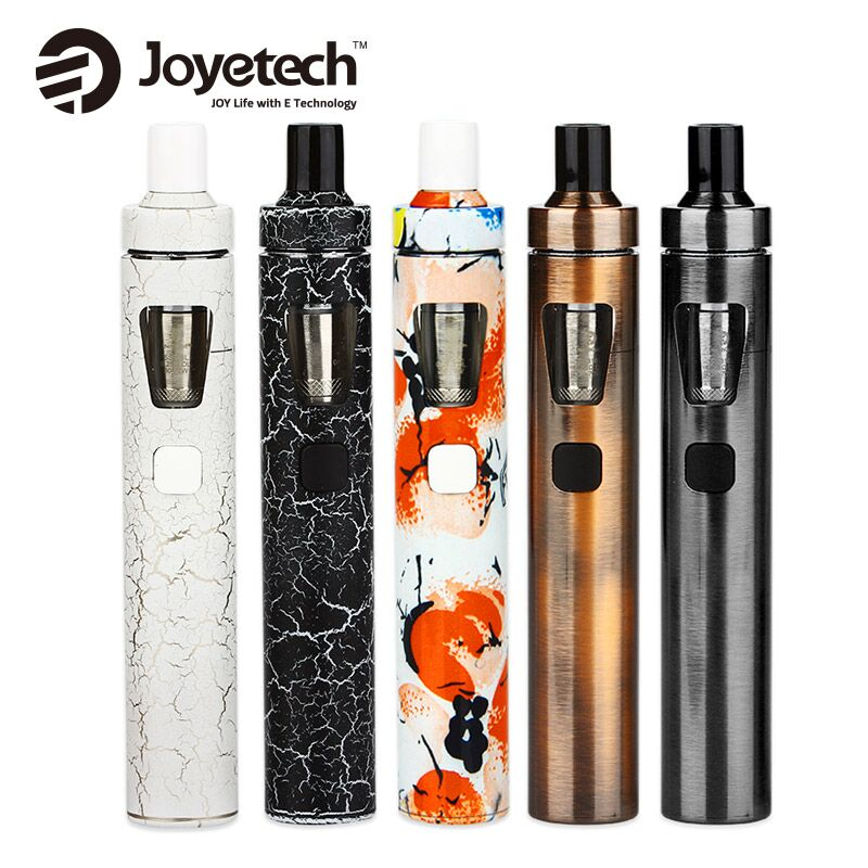 100% Original Joyetech eGo AIO Starter Kit with 2ml Capacity Vape Tank Atomizer 0.6ohm 1500mah EGO AIO All-in-One Vape Pen-HGPK3 все цены