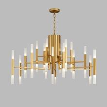 Modern LED Gold Pendant Light Nordic Acrylic LED Interior Solution Hanging Pendant Lamp Contemporary Living Room Home Lights modern led acrylic pendant light living led ring lights 60cm