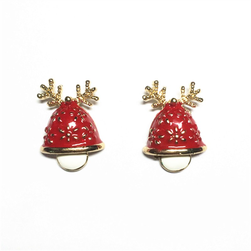 HTB1 FoCMVXXXXcvXFXXq6xXFXXXa - Cute Christmas Earrings