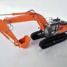 Коллекционная строительная техника, модель игрушек, 1/50 масштаб, ZX350-6, экскаватор, игрушки для фанатов, подарок на праздник