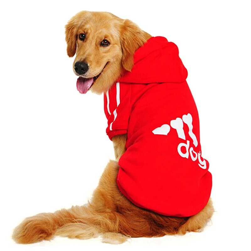 Fashon Large Dog Clothes 2XL 9XL font b Sports b font Style Pet font b Clothing