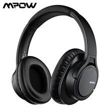 8e31d4a515a Auriculares Bluetooth 4,1 originales Mpow H7 Plus con micrófono incorporado  batería reemplazable orejeras cable + auriculares in.