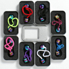 Fidget Begleri Thumb Chucks Bundle Control Roll Game Yomega Finger Yoyo Anti Stress Begleri Finger Toys