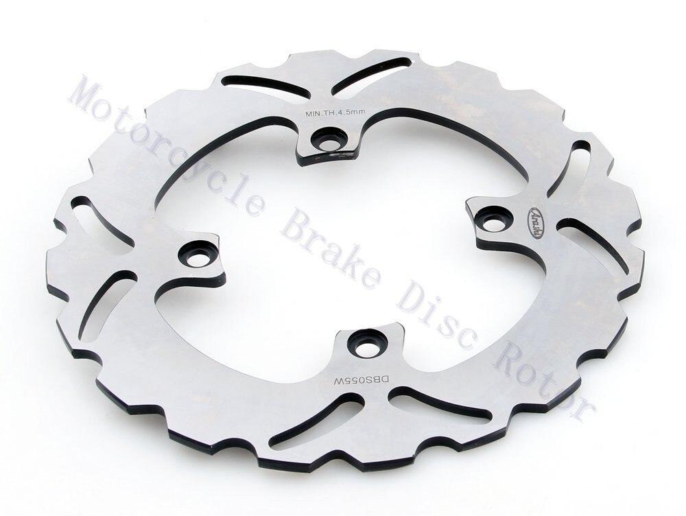 Бесплатная доставка мотоцикл тормозного диска ротора, пригодного для Honda VFR400 NC30 RVF400 NC35