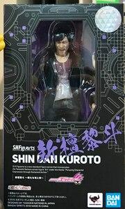 """Image 2 - """"Kamen Rider Ex Aid"""" Original BANDAI SPIRITS Tamashii Nations S.H. Figuarts SHF figura de acción exclusiva, SHIN DAN KUROTO"""