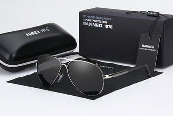 2020 HD Polarized UV 400 men's Sunglasses brand new male cool driving Sun Glasses driving eyewear gafas de sol shades with box 12