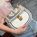 ¡ NUEVO!!! cadena Del Hombro Del Bolso Crossbody Bolsas de Mensajero de Las Mujeres de La Vendimia Circular de Alta Calidad de la Señora Hombro Bolsas Bolso de Las Señoras