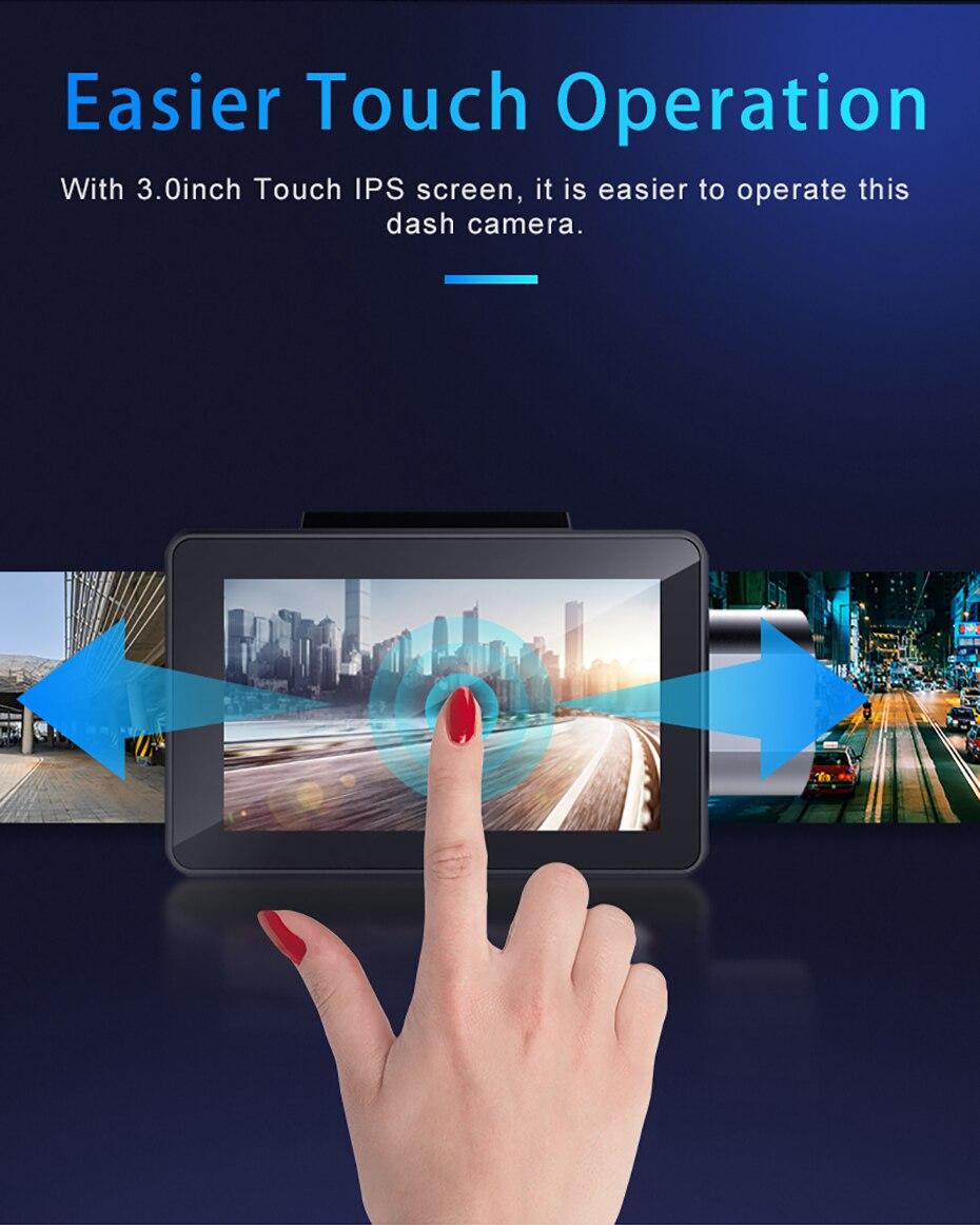 Phisung k9 3G dash cam_13