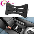 1Piece ABS Black Glass Stopper Card Device and Coin Slot for Volkswagen VW Golf 6 GOLF GTI R R20 Modified Card Holder