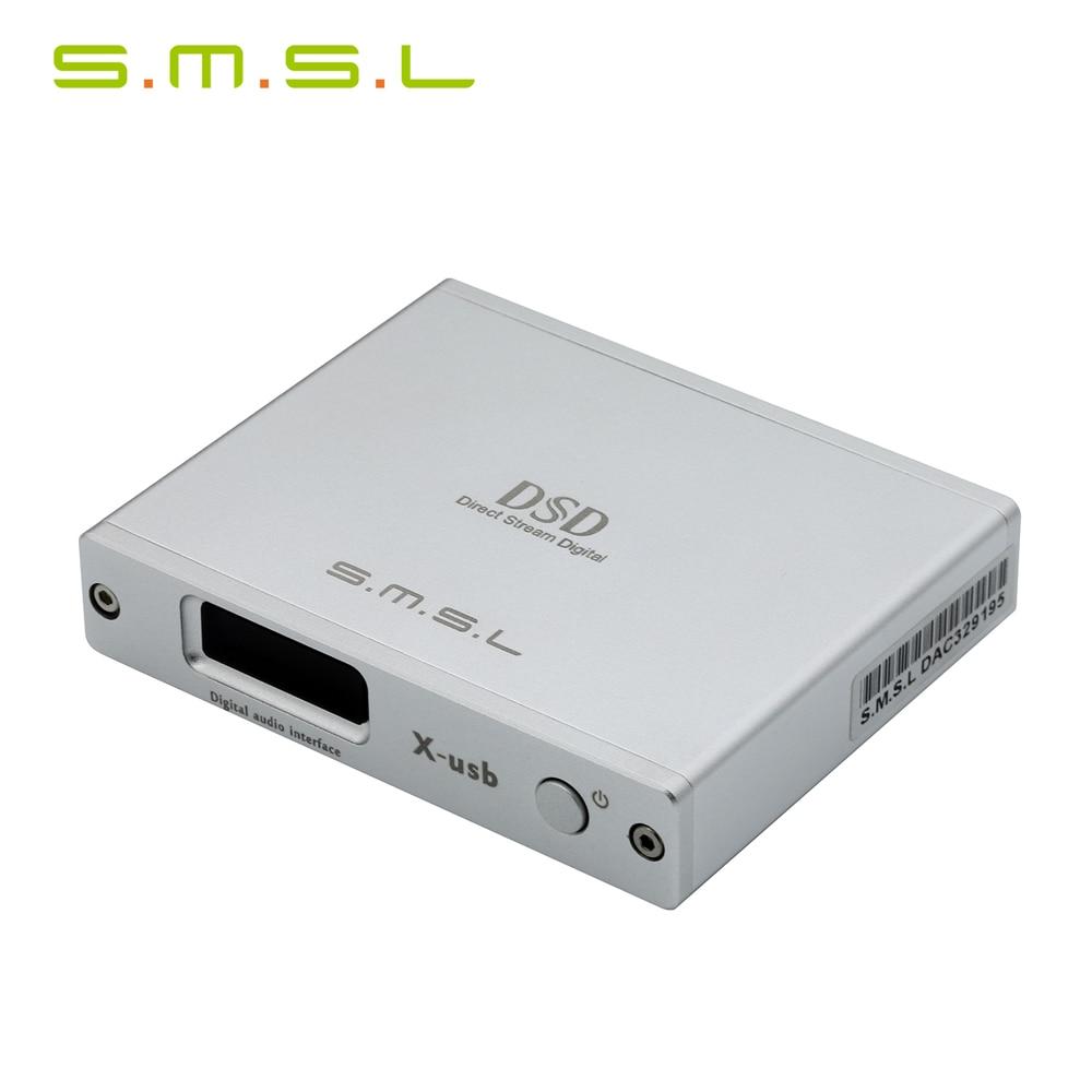 Hifi Dac Audio Decoding Amplifiers Decoder Board Pcm1794 Am Fm Radio Receiver Circuit Using Ta8122 Integrated Ic Smsl X Usb Ii Xmos U208 To I2s Optical Coaxial Digital Interface